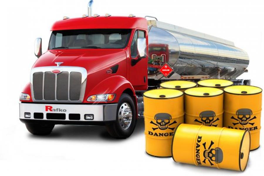 Перевезення небезпечних вантажів в Ізраїль з України