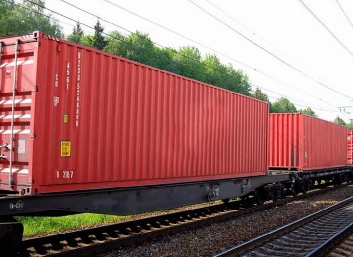 Укрзализныця наращивает контейнерные перевозки