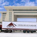 Чи зможуть автомобільні вантажоперевезення з Китаю конкурувати із залізничними?