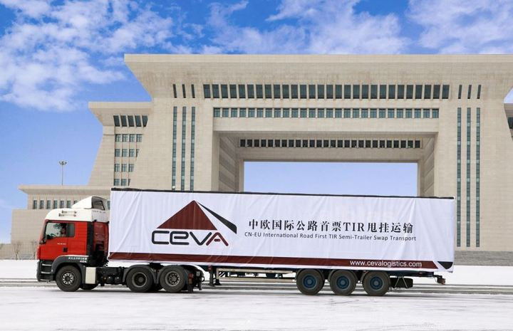 Смогут ли автомобильные грузоперевозки из Китая конкурировать с железнодорожными?