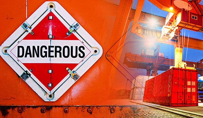 Перевезення небезпечних вантажів з України в Індію