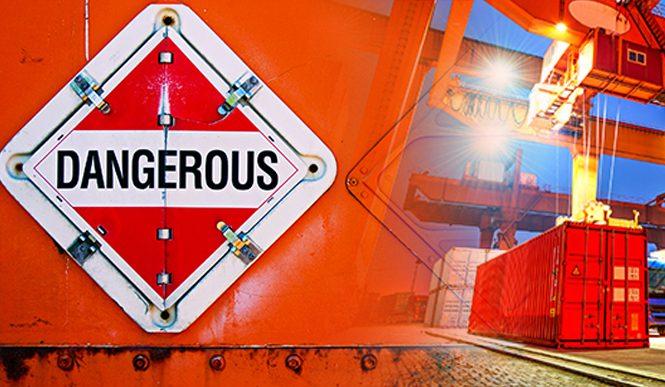 Перевозки опасных грузов из Украины в Индию