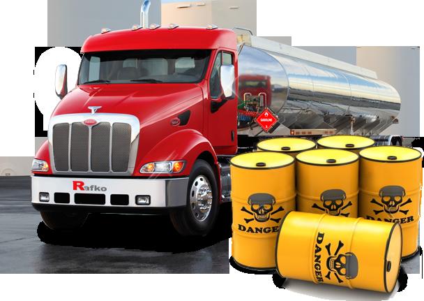 Перевезення небезпечних вантажів з України в Тайвань