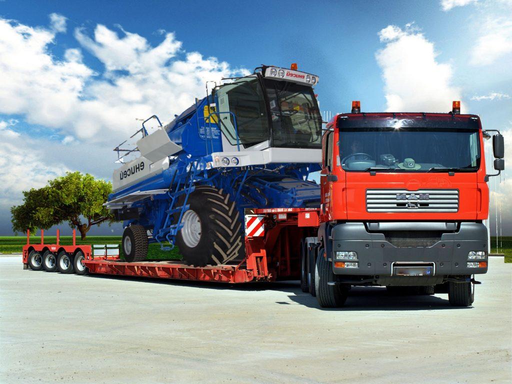 Доставка крупногабаритных грузов в Индию из Украины