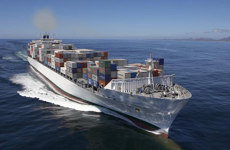 Морські контейнерні перевезення з України в Індію