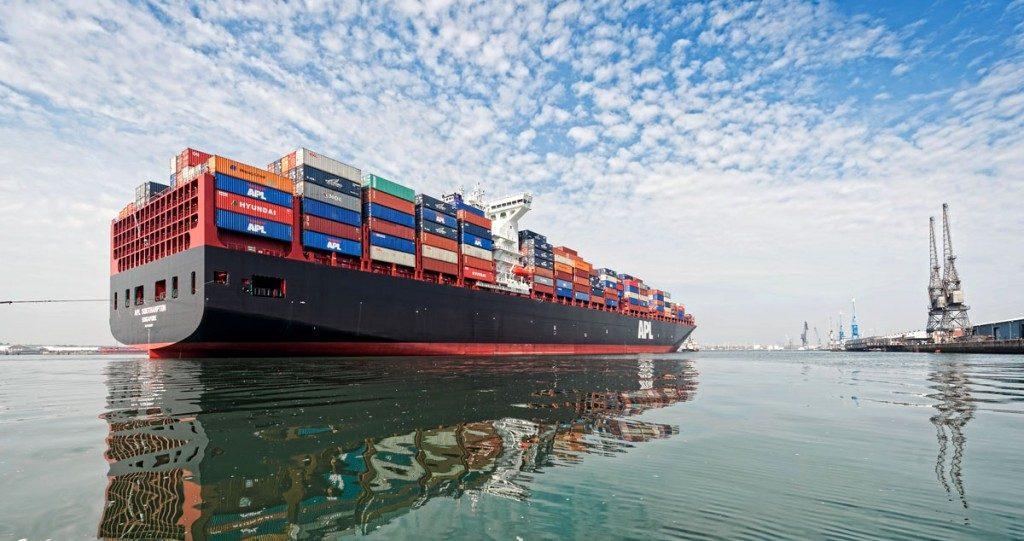 Морские контейнерные перевозки из Украины в ОАЭ