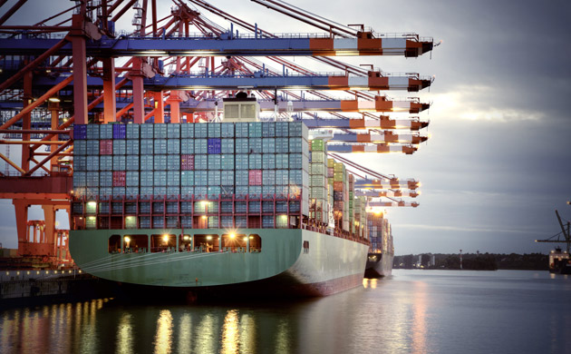 Морские контейнерные перевозки из Украины в Тайвань