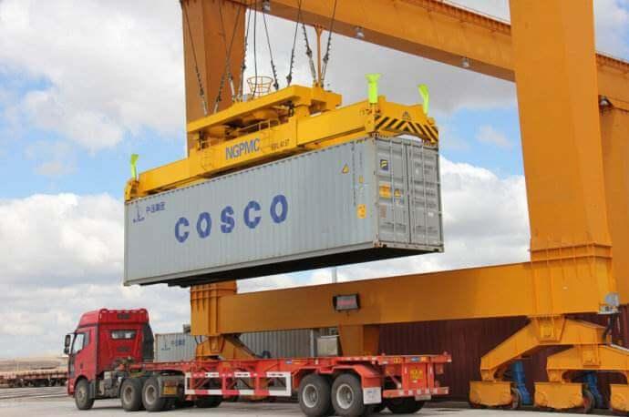 Доставка обладнання з України в ОАЕ