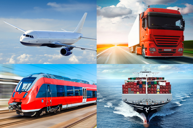 Доставка оборудования из Украины в Индию