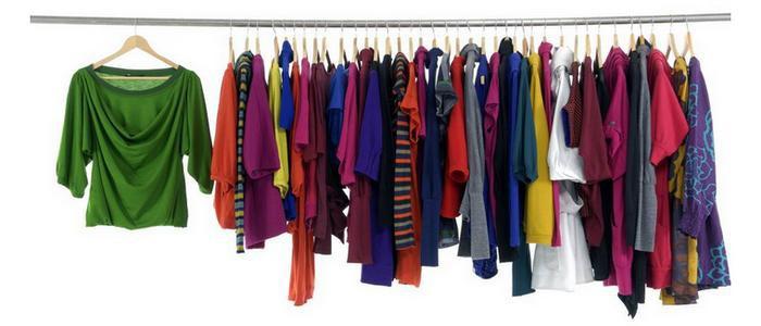 Доставка одежды из Индии в Украину