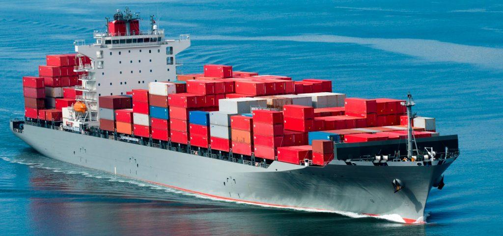 Морські контейнерні перевезення з України в Південну Корею