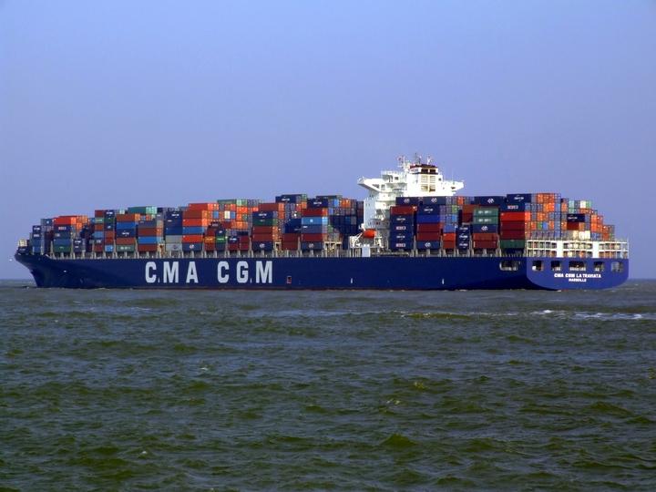 CMA CGM позволит заказывать морские контейнерные перевозки онлайн