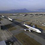 Аэропорт Гонконг сохранил лидерство по объемам авиаперевозки грузов