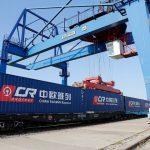 Залізничні контейнерні перевезення Китай - Європа: поступове відновлення паритету