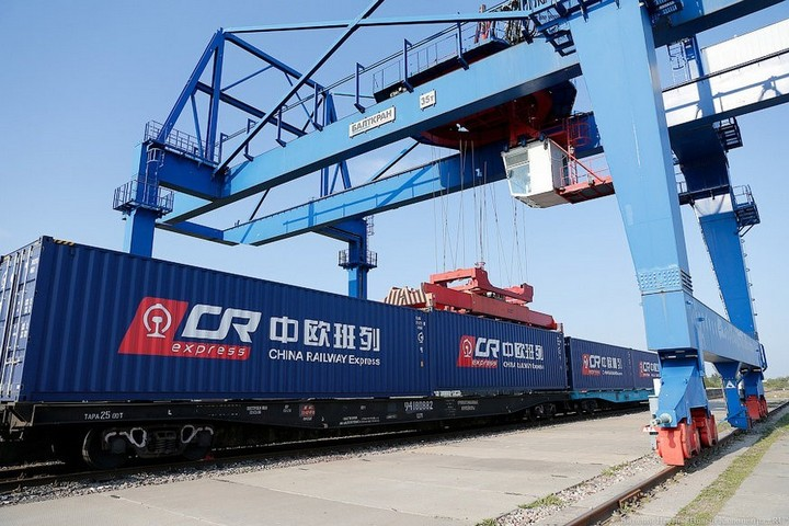 Железнодорожные контейнерные перевозки Китай – Европа: постепенное восстановление паритета