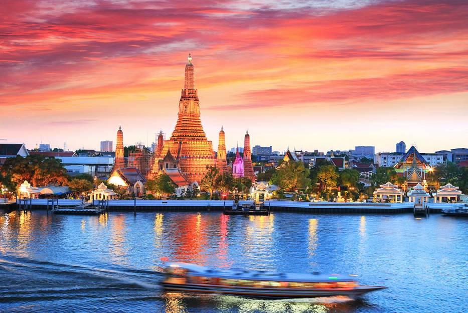 Стоимость доставки из Таиланда