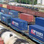 Украина пытается привлечь контейнерные перевозки из Китая транзитом через свою территорию
