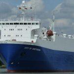 Порт Чорноморськ почав приймати регулярні міжнародні перевезення автомобілів