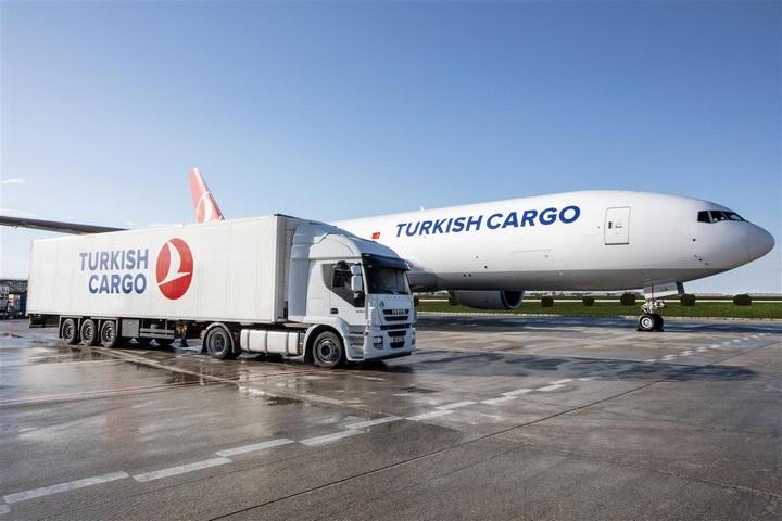 З України почалися авіаперевезення в Гонконг швидкопсувних вантажів