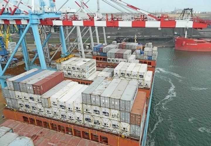 Морские контейнерные перевозки за пять месяцев 2019 года выросли на 18,4%