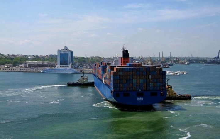 Контейнерные перевозки в Украине: проблемы и перспективы развития