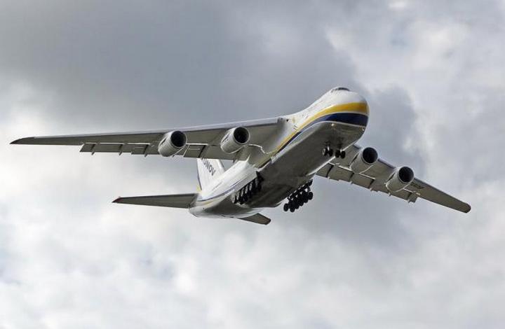 «Русланом» была проведена доставка крупногабаритных грузов в Южную Корею из Польши