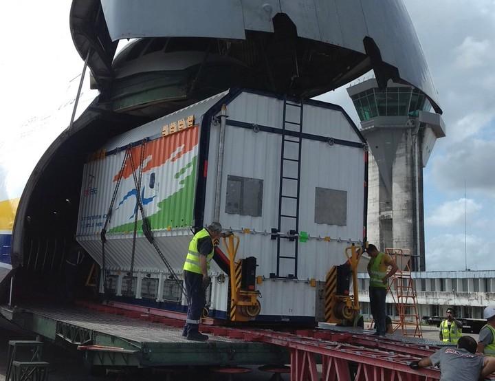 «Авиалинии Антонова» начали выполнять чартерные авиаперевозки грузов из Китая в Афганистан