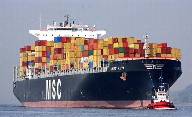 Європейські порти вимагають обмежити морські контейнерні перевезення мегаконтейнеровозами