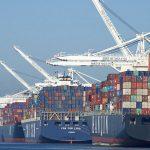 Морские контейнерные перевозки растут медленнее, чем планировалось