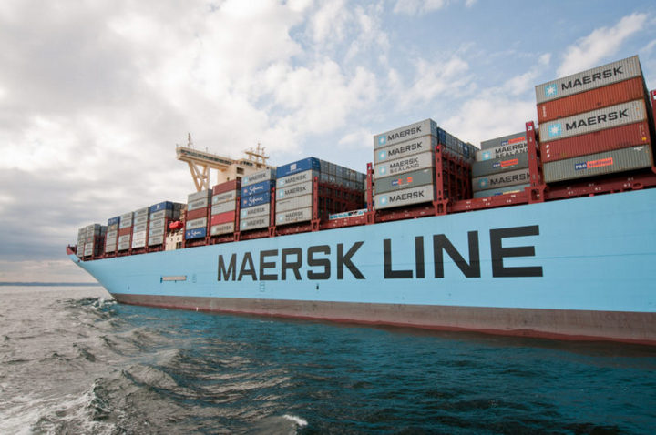 Maersk интересуют не только морские контейнерные перевозки