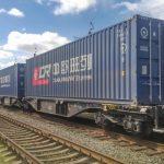 Железнодорожные контейнерные перевозки Китай – Европа выросли на четверть